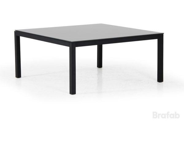 """Фото-Стол алюминиевый """"Belfort"""", 100 x 100 см, цвет черный Brafab"""