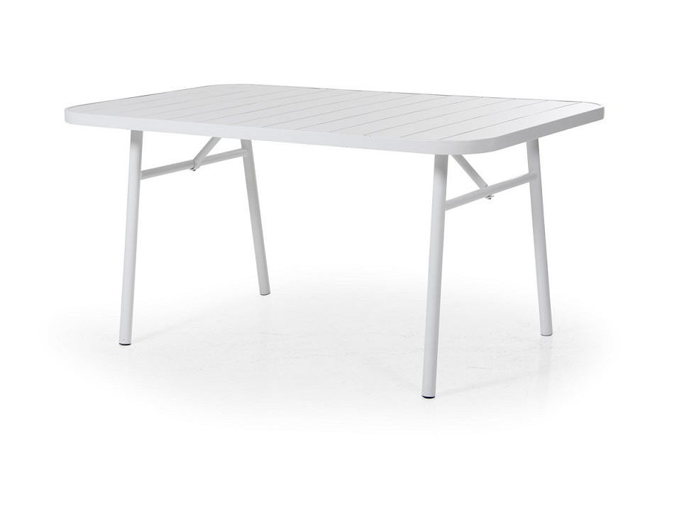 "Стол ""Carnac"", 162х90 см, цвет белый"