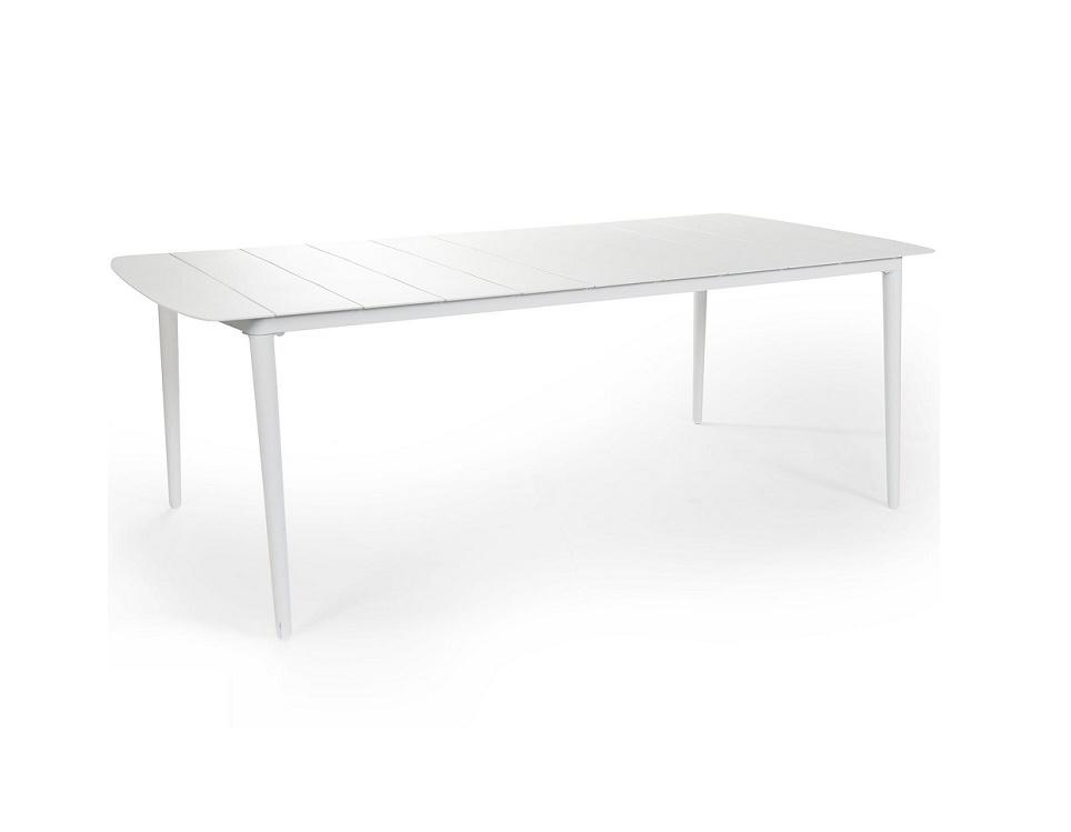 "Стол ""Grandby"", 212x100 см, цвет белый"