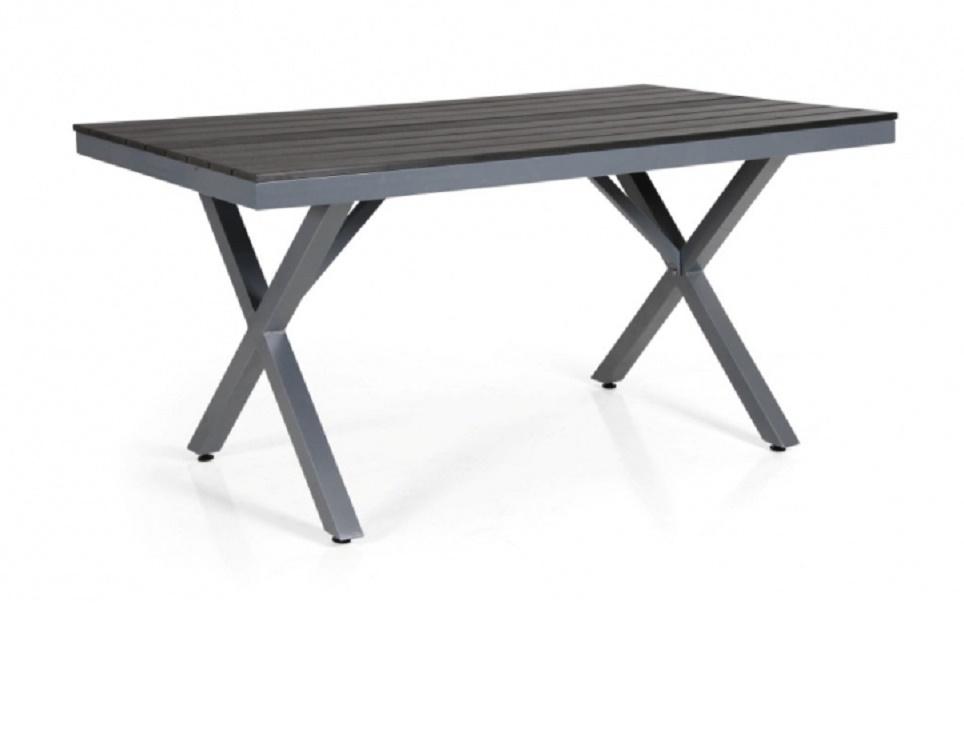 "Стол ""Leone"" 150 см, цвет серый"