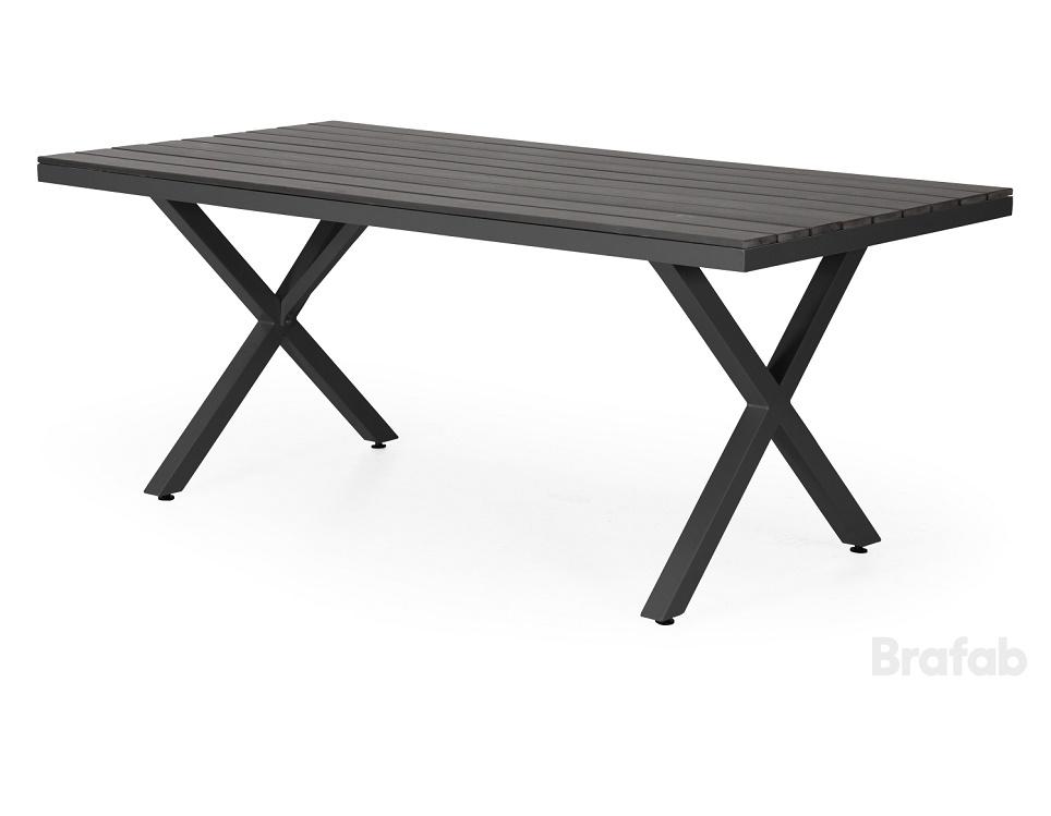 """Стол """"Leone"""" 200 см, цвет черный"""