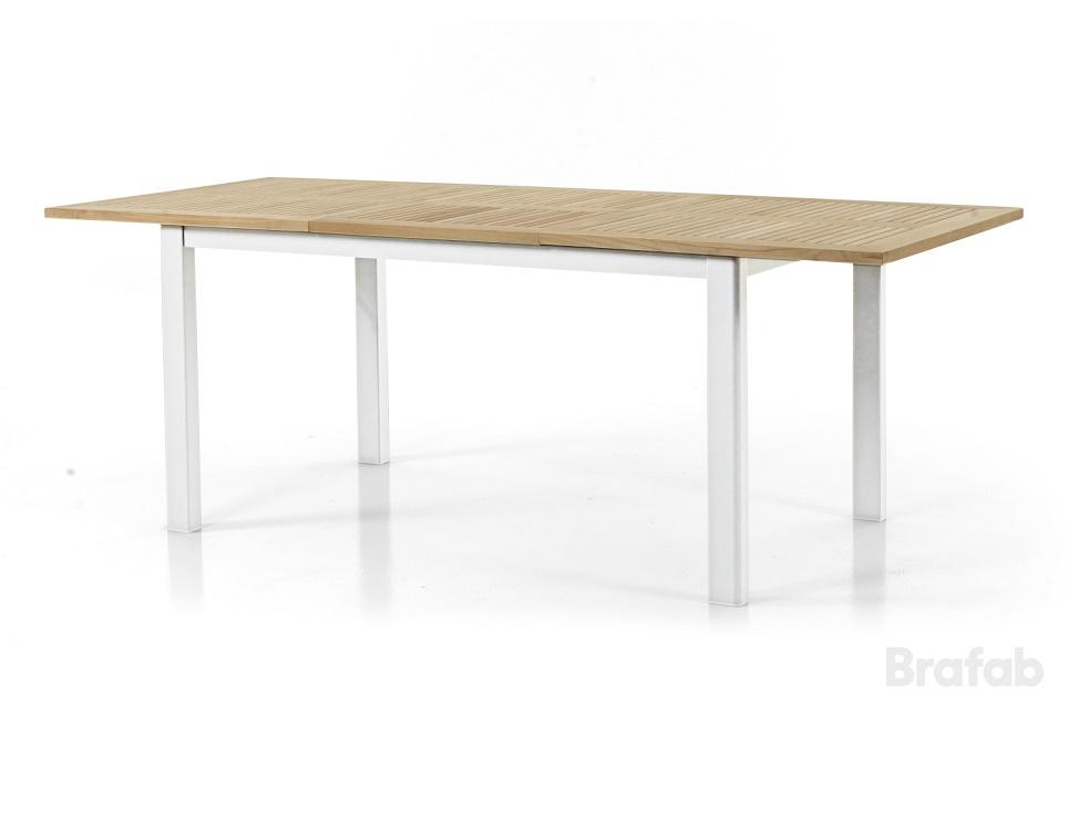 """Стол раздвижной """"Lyon"""" 152/210 см, цвет белый"""