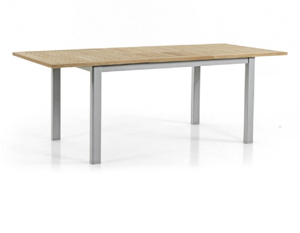 """Стол раздвижной """"Lyon"""" 152/210 см, цвет серый"""