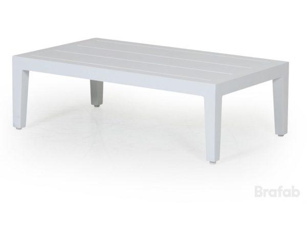 """Фото-Стол садовый """"Mackenzie"""" журнальный цвет белый Brafab"""