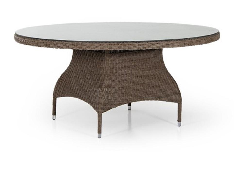 Стол «Ninja natur» диаметр 160 см, цвет натуральный