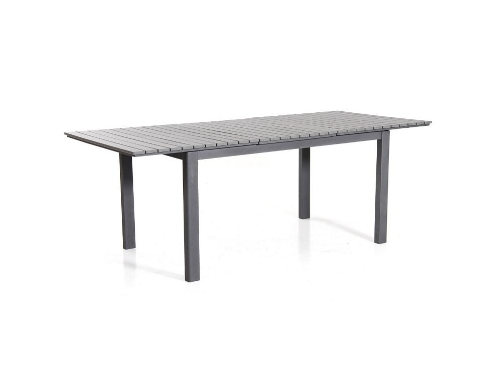 """Стол раздвижной """"Tilos"""" 154/210 см, цвет серый"""