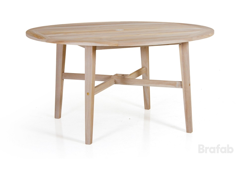 """Стол из тика """"Vidos"""", диаметр 140 см"""