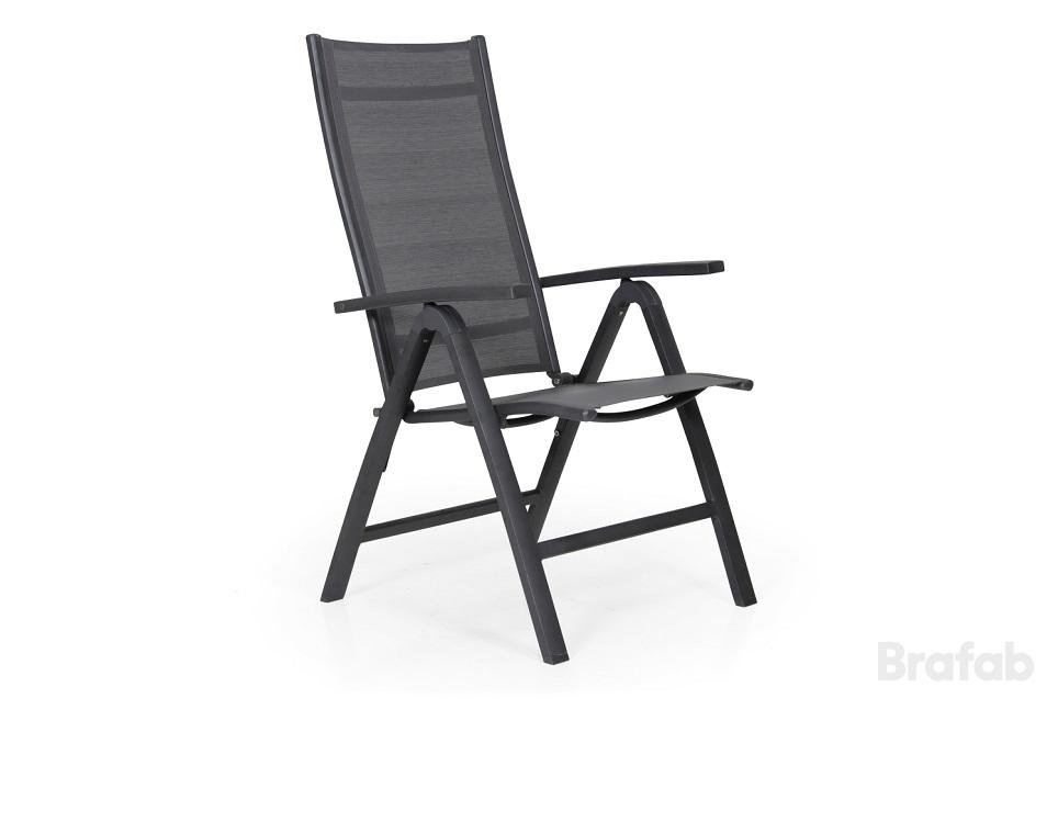 """Кресло регулируемое """"Lukas"""", цвет серый"""