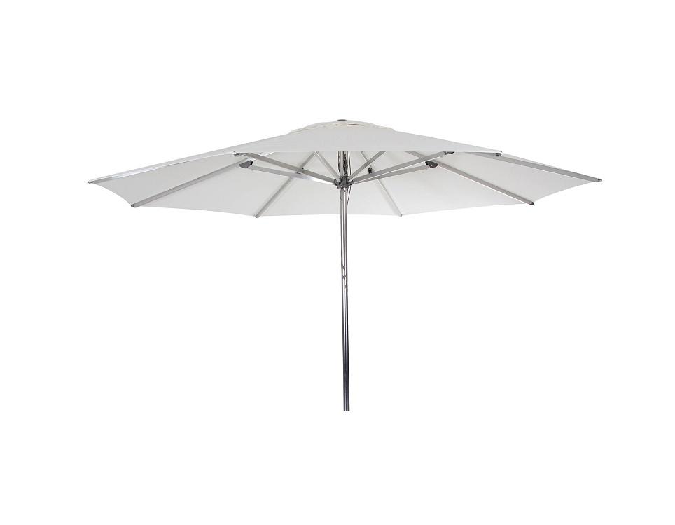 """Садовый зонт """"Empoli"""", цвет белый"""