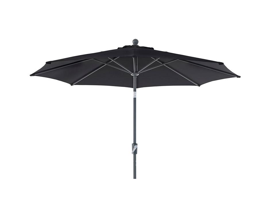 """Садовый зонт """"Florens"""", цвет черный"""