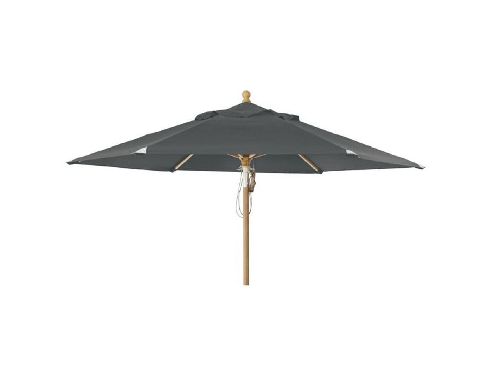 "Садовый зонт ""Parma"", цвет серый"