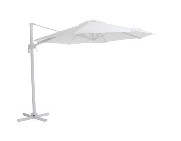 """Садовый зонт """"Linz"""", цвет белый"""