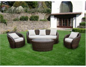 Плетеная мебель 4sis Италия