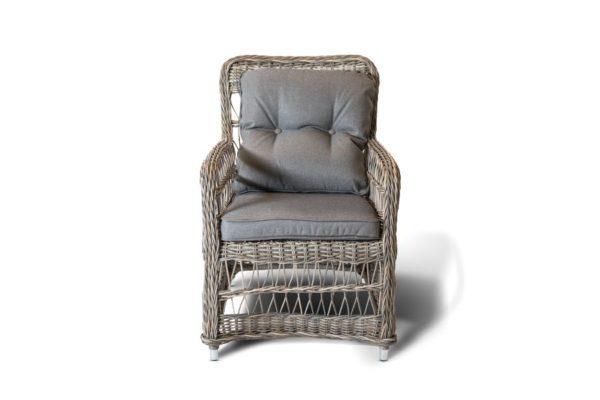 Цесена плетеное кресло из искусственного ротанга 4sis