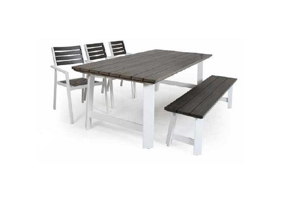 """Комплект мебели из алюминия """"Wayburn"""""""