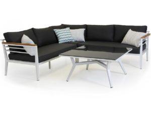"""Комплект мебели из алюминия """"Perth сет"""" (набор)"""