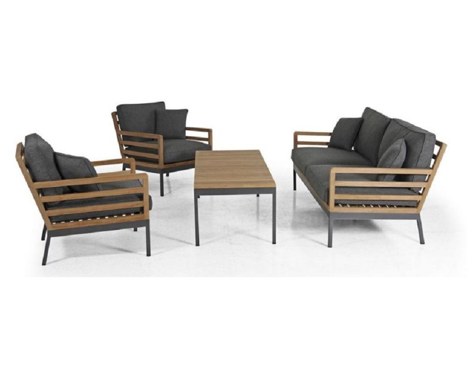 "Комплект мебели из алюминия ""Zalongo"""