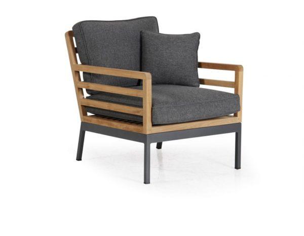 "Фото-Кресло из тика ""Zalongo"" Brafab"