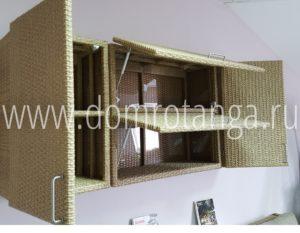 """Ящик навесной 45 """"Rotang-Kitchen"""" model 1 (левый)"""