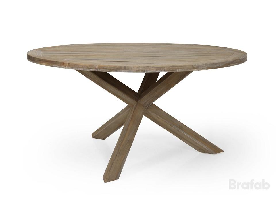 """Стол из тика """"Eios"""", диаметр 150 см"""