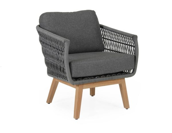 "Фото-Плетеное кресло ""Kenton"" Brafab"