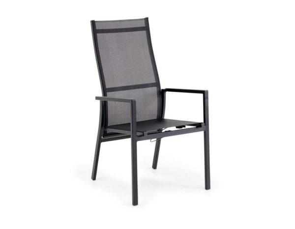 """Фото-Кресло садовое """"Avanti"""", цвет черный Brafab"""