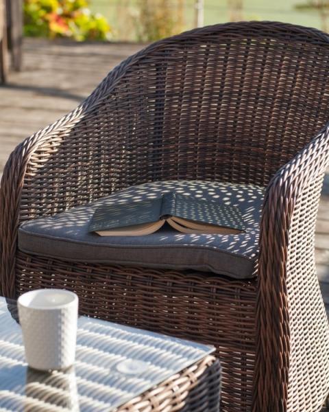 Равенна плетеное кресло , артикул YH-C1103W