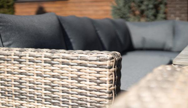 Мебель садовая из искусственного ротанга САН-РЕМО, обеденная группа