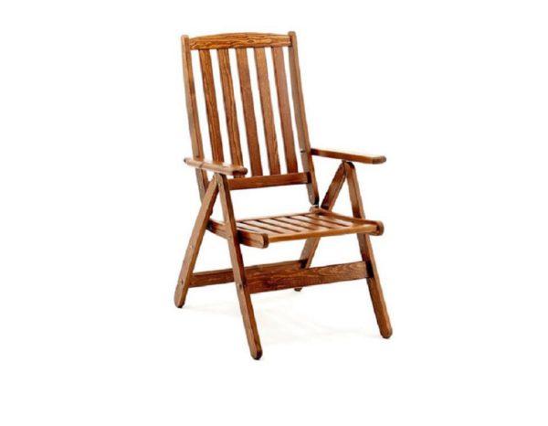 """Фото-Кресло садовое из сосны """"Regina"""""""