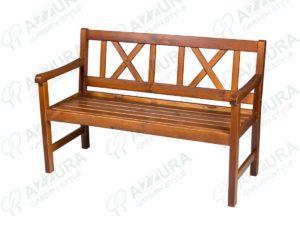 Садовая скамья из сосны Onsala