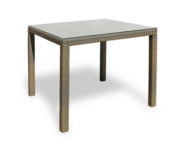 Rome плетеный стол из искусственного ротанга