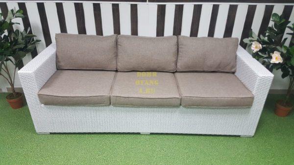 Плетеный диван из искусственного ротанга «Louisiana». SunLineDesign