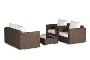 Плетеная мебель «Brunei»
