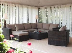 Плетеная мебель SunLineDesign