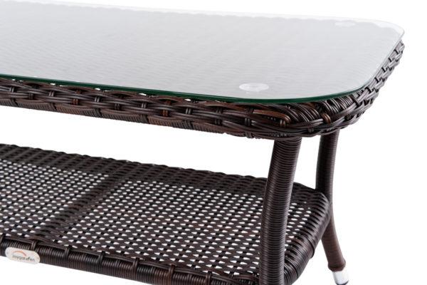 """Joygarden. Кофейный стол из искусственного ротанга """"Warsaw"""""""