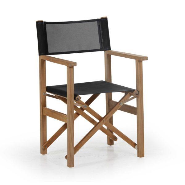 Кресло из тика Drama Brafab