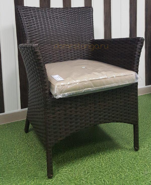 Плетеное кресло «Nina» Royal brown. SunLineDesign