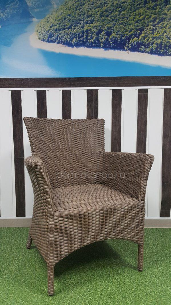 Кресло плетеное «Nina» Royal beige