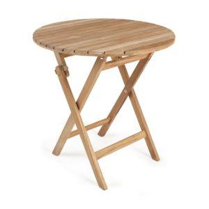 Nova стол из тика. Артикул 10712. Brafab