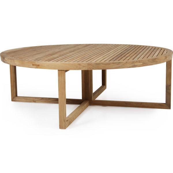 VEVI кофейный стол из массива тика. Brafab
