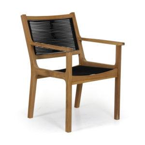 Кресло из тика Agios Brafab
