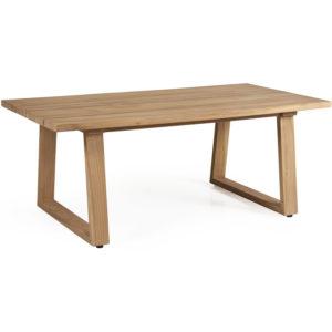 Кофейный стол из тика «Laurion». Brafab