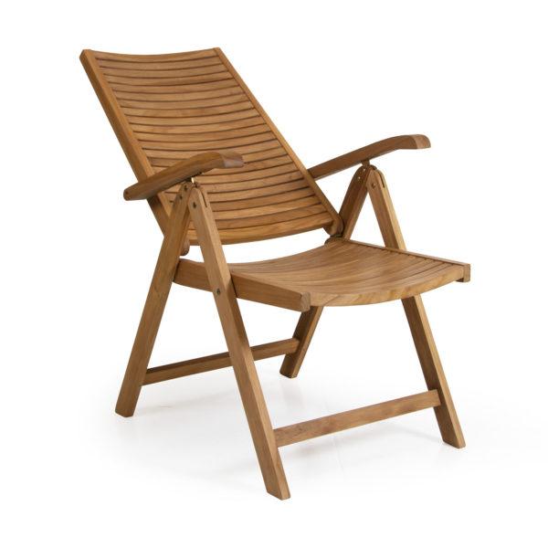 """Обеденное кресло """"Volos"""" из массива тика"""