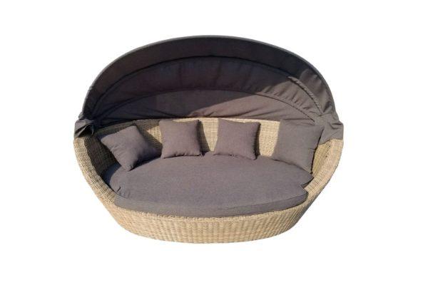 Пляжная плетеная кровать Амальфи