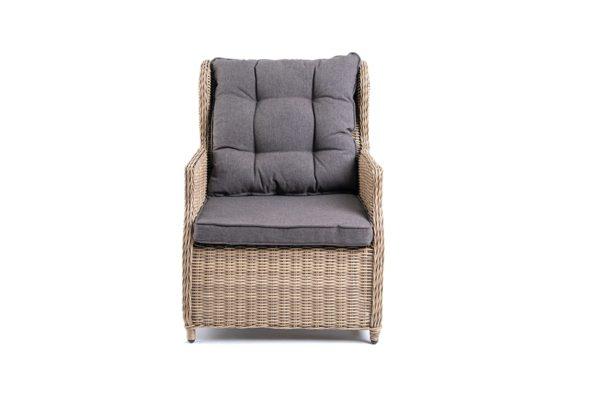 Плетеное кресло из искусственного ротанга Форио, 4sis