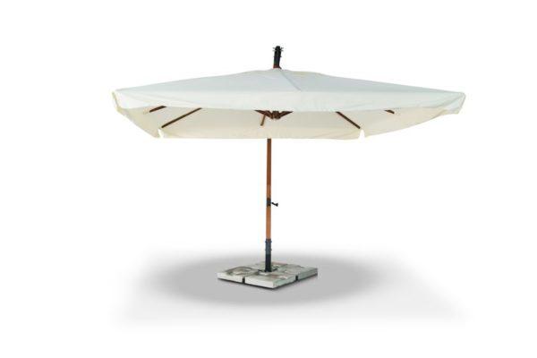 Корсика зонт на боковой алюминиевой опоре