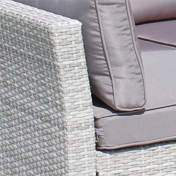 Плетеная мебель из искусственного ротанга «AFM-320G Grey»