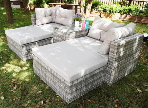 Плетеная мебель «LUC»
