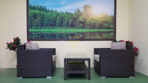 Фото-Acoustic cafe set комплект искусственный ротанг