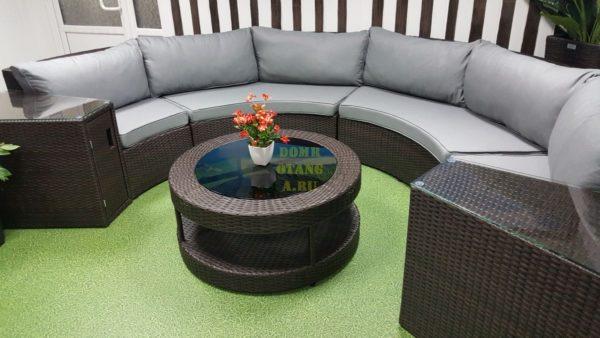 Фото-Мебель из ротанга Galaxy lounge 7